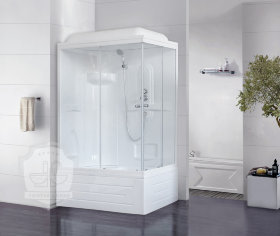 Душевая кабина Royal Bath RB 8120BP1-T L