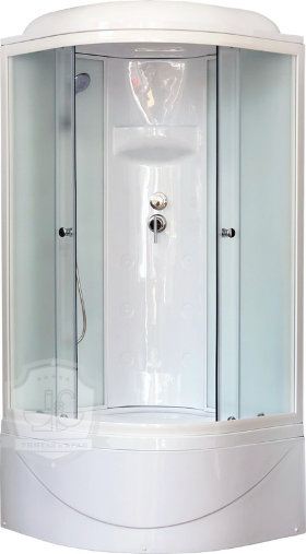 Душевая кабина Royal Bath RB 90BK6-WC