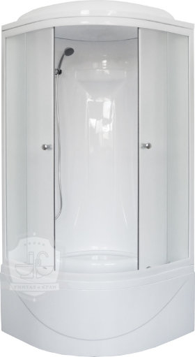 Душевая кабина Royal Bath RB 90BK1-M
