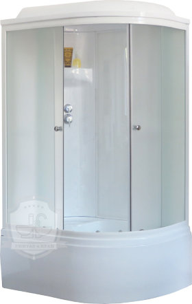 Душевая кабина Royal Bath RB 8120BK6-WC-L