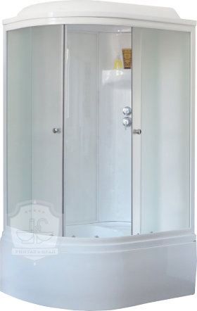Душевая кабина Royal Bath RB 8120BK6-WC-R