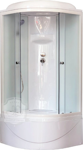 Душевая кабина Royal Bath RB 100BK6-WC