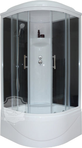 Душевая кабина Royal Bath RB 100BK6-BT