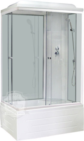 Душевая кабина Royal Bath RB 8120BP6-WT-R