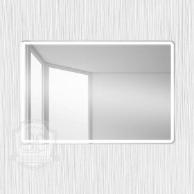 Зеркало BelBagno SPC-MAR-900-800-LED-BTN