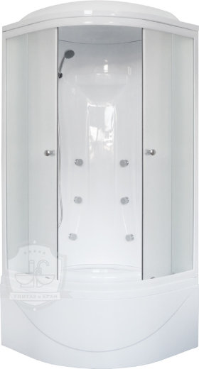 Душевая кабина Royal Bath RB 90BK2-M