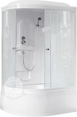 Душевая кабина Royal Bath RB 8120BK1-T R