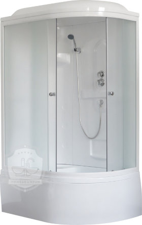 Душевая кабина Royal Bath RB 8120BK1-M L