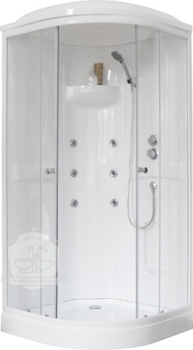 Душевая кабина Royal Bath RB 90HK2-Т