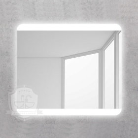 Зеркало BelBagno SPC-CEZ-700-600-LED-BTN